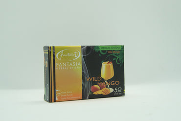 [WILD MANGO]FANTASIA HERBAL SHISHA