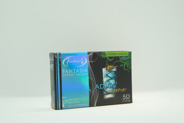 [ADIOS m@#%+&!] 50g FANTASIA HERBAL SHISHA