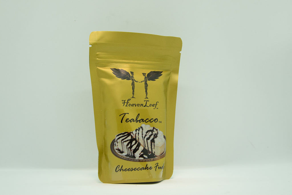 [Cheesecake Fudge] 100g HeavenLeaf Teabacco