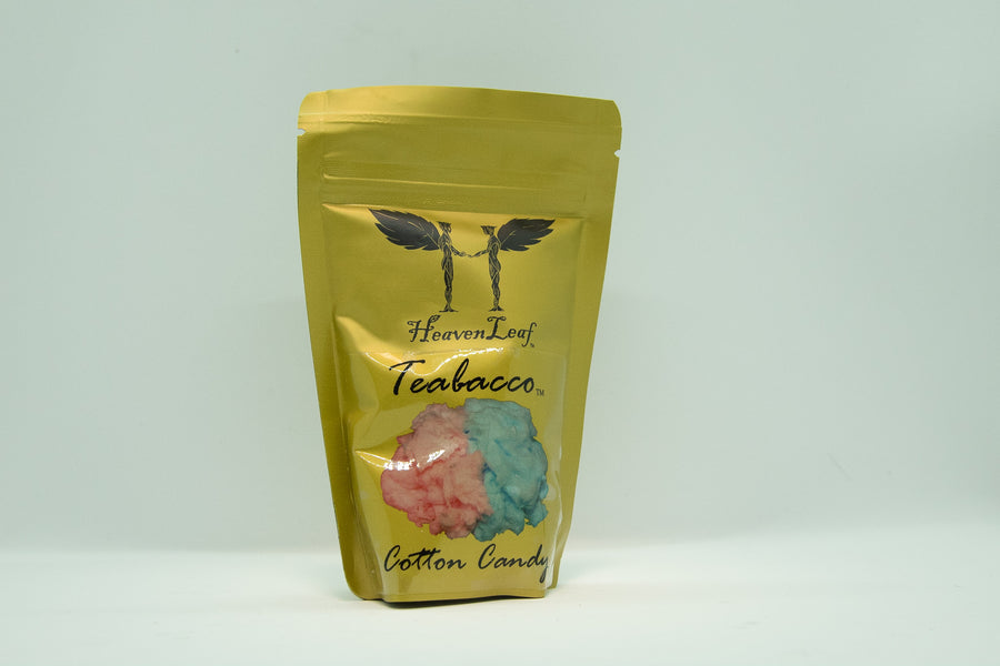 [Cotton Candy] 100g HeavenLeaf Teabacco