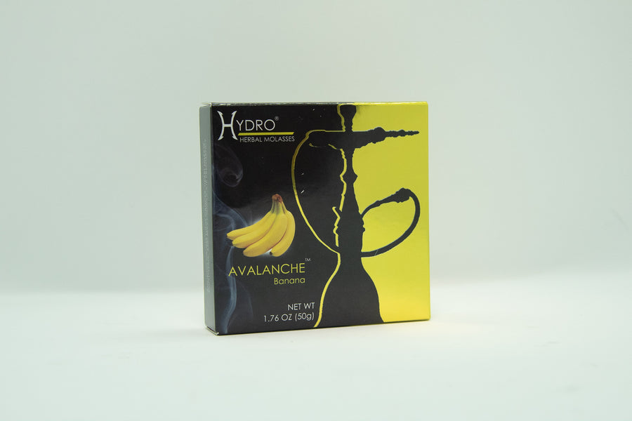[AVALANCHE/Banana] 50g HYDRO HERBAL MOLASSES
