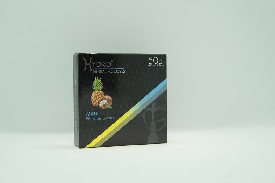 [MAUI / Pineapple&Coconut] 50g HYDRO HERBAL MOLASSES