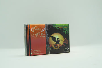 [DRAGON'S Breath] 50g FANTASIA HERBAL SHISHA
