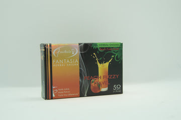 [PEACH FUZZY NAVEL] 50g FANTASIA HERBAL SHISHA