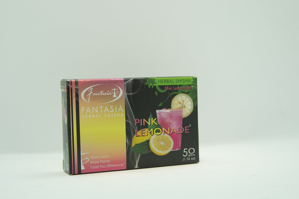 [PINK LEMONADE] FANTASIA HERBAL SHISHA
