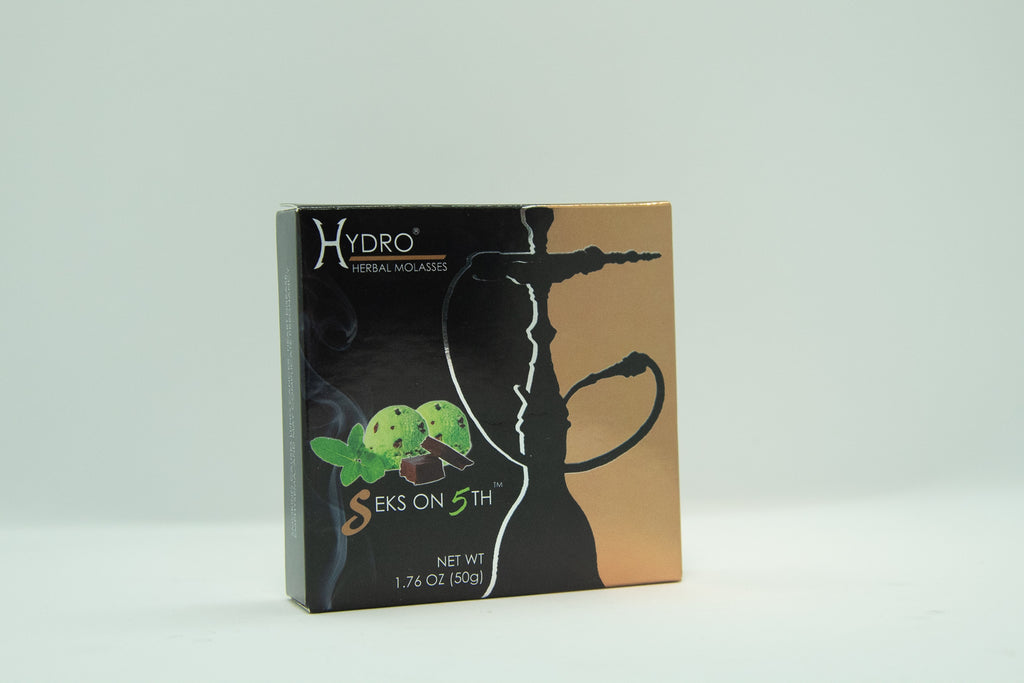 [SEX ON 5TH / Choco-mint] 50g HYDRO HERBAL MOLASSES