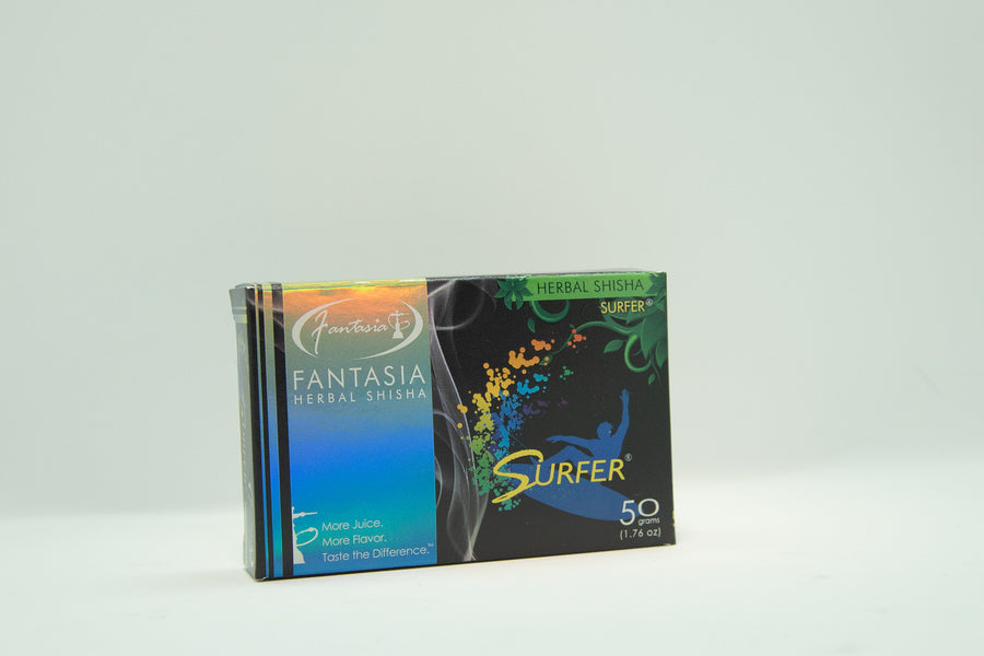 [SURFER] 50g FANTASIA HERBAL SHISHA