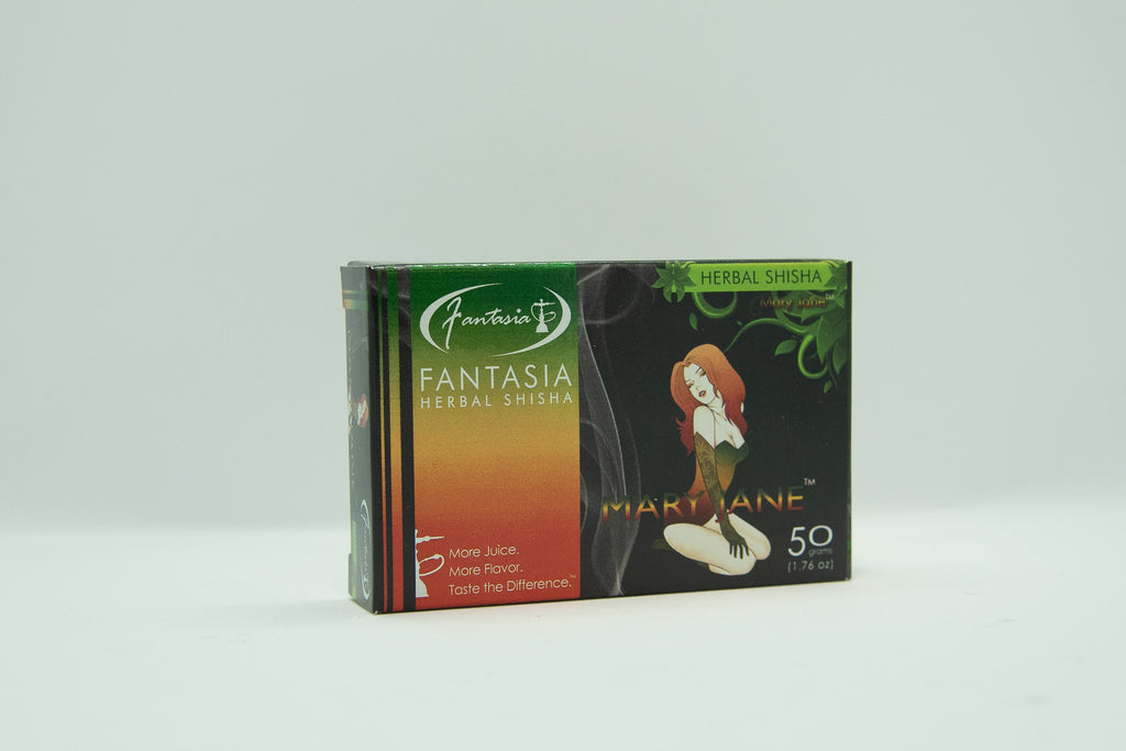 [MARY JANE] 50g FANTASIA HERBAL SHISHA