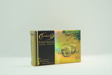[DOUBLE APPLE] FANTASIA HERBAL SHISHA