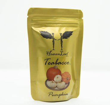 [Pumpkin] 100g HeavenLeaf Teabacco