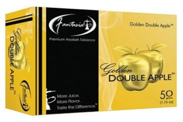 [Golden Double Apple] 50g FANTASIA HERBAL SHISHA