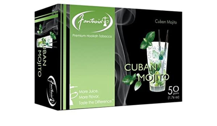 [Cuban Mojito] 50g FANTASIA HERBAL SHISHA