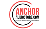 AnchorAudioStore.com Logo - Authorized Anchor Audio Dealer