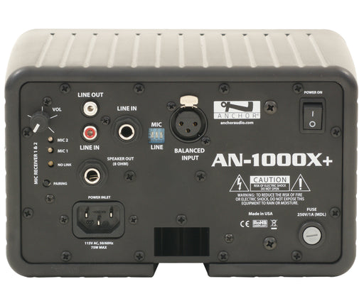 Anchor Audio AN-1000XU2+