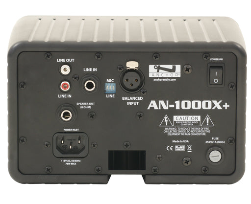 Anchor Audio AN-1000X+