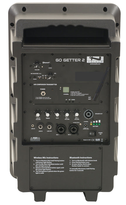 GG-DP1-AIR | Go Getter Deluxe AIR Package 1