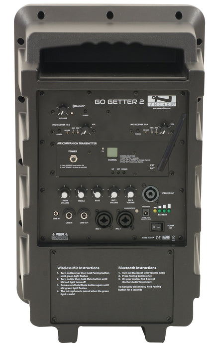 GG-DP4-AIR | Go Getter Deluxe AIR Package 4