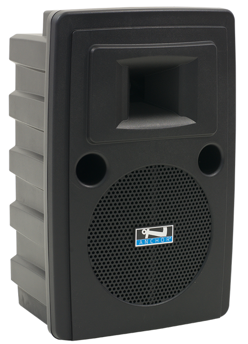 LIB2-U4 | Liberty with built-in Bluetooth & two dual wireless mic receivers