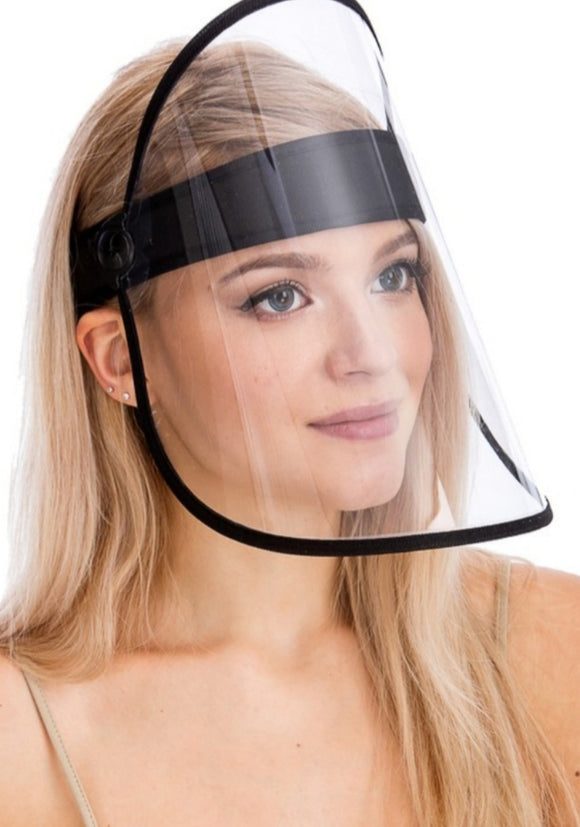 VB005-Unisex Face Shield With Headband
