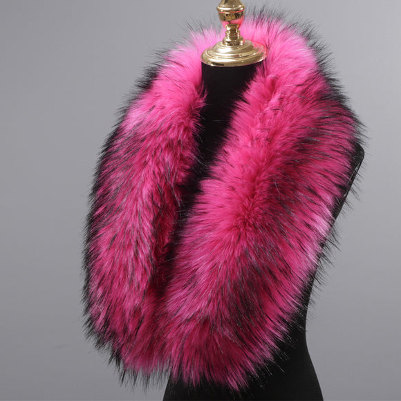 Women's  Faux Fur Collar