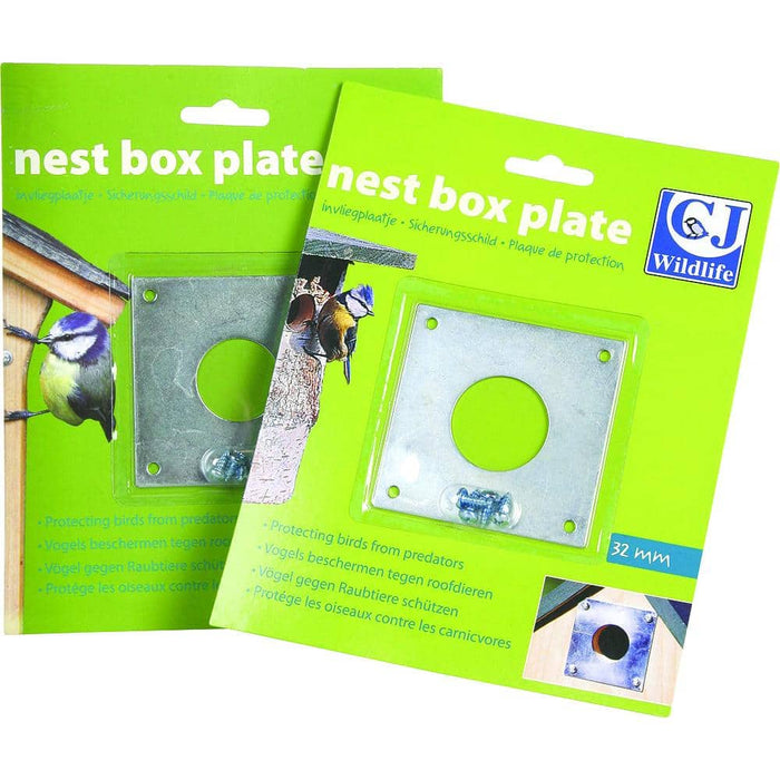 Nest Boxes Nest Box Protection Plates
