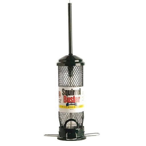 Squirrel Proof Feeders Squirrel Buster Mini