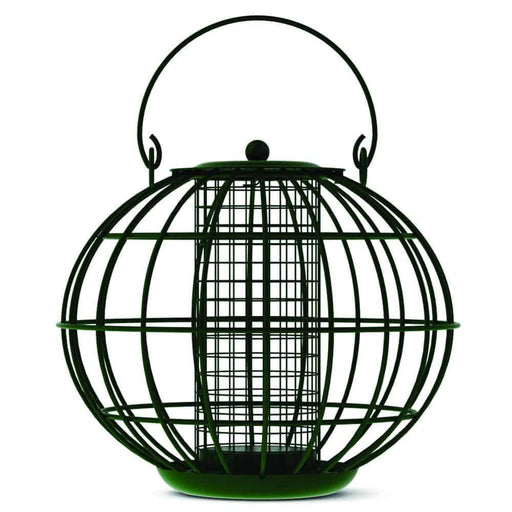 Squirrel Proof Feeders Squirrel Proof Caged Fat Ball Feeder