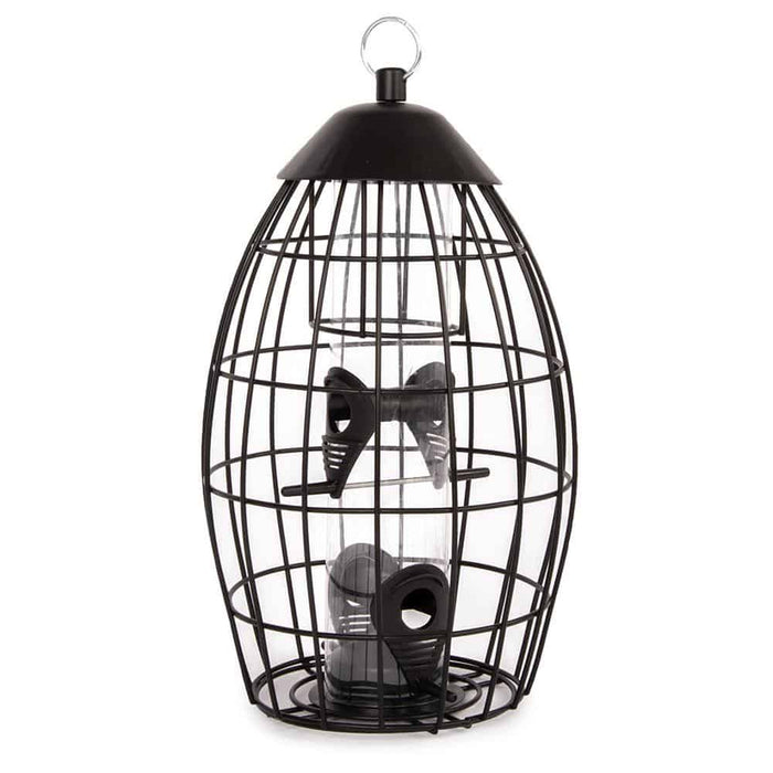 Squirrel Proof Feeders Squirrel Proof Caged Feeders