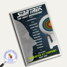 Charger l'image dans la galerie, 2018 - Album complet 7 Billets - 1 Dollar 5,00g Argent 999 ‰- Star Trek : The Next Generation
