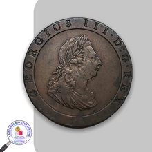 Charger l'image dans la galerie, ROYAUME-UNI - Georges III (1760/1820) - PENNY 1797