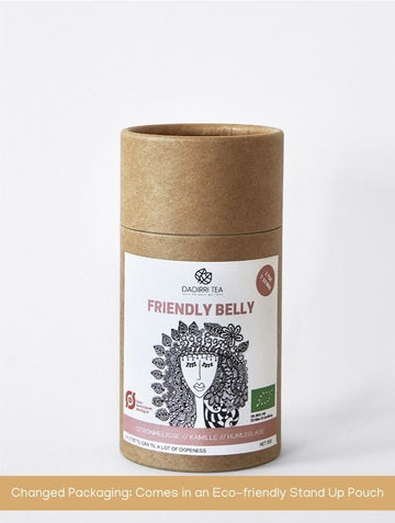 Friendly Belly - 30g Løs Te