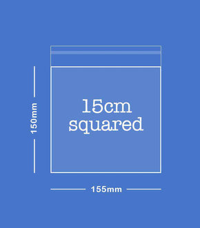 SAMPLE - 15cm Squared Envelope (155 x 150mm)