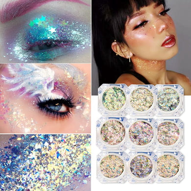 Diamond Glitter Powder for Eye Shadow