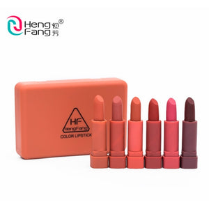 Waterproof Long Lasting Lipstick Set