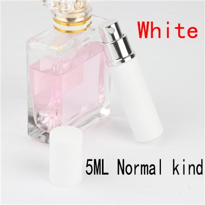 Portable Mini Refillable Perfume Bottle With Spray