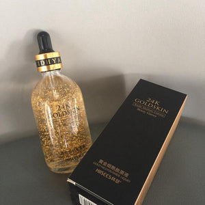 24K Gold Essence Make Up Hydrating Moisturizer Serum