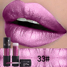 Load image into Gallery viewer, Diamond Metallic Lipstick