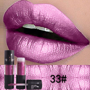 Diamond Metallic Lipstick
