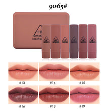 Load image into Gallery viewer, Waterproof Long Lasting Lipstick Set