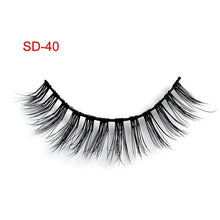 Load image into Gallery viewer, 3 Pairs Natural False Eyelashes