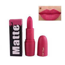 Load image into Gallery viewer, Matte Waterproof Lipstick Long Lasting