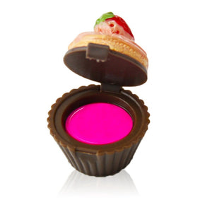 Waterproof Cake Shape Lip Balm