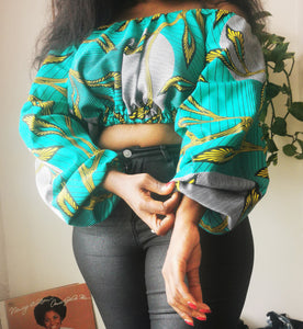 Thuli Off Shoulder Top