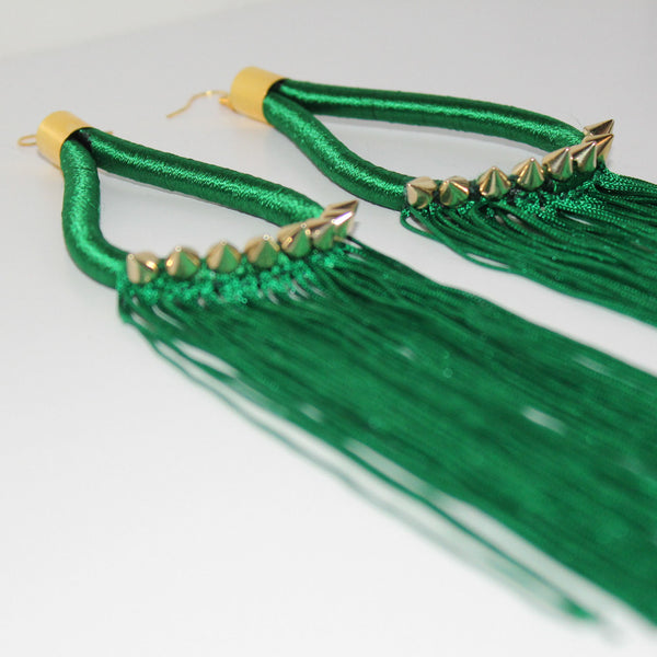 Shoulder Duster Earrings