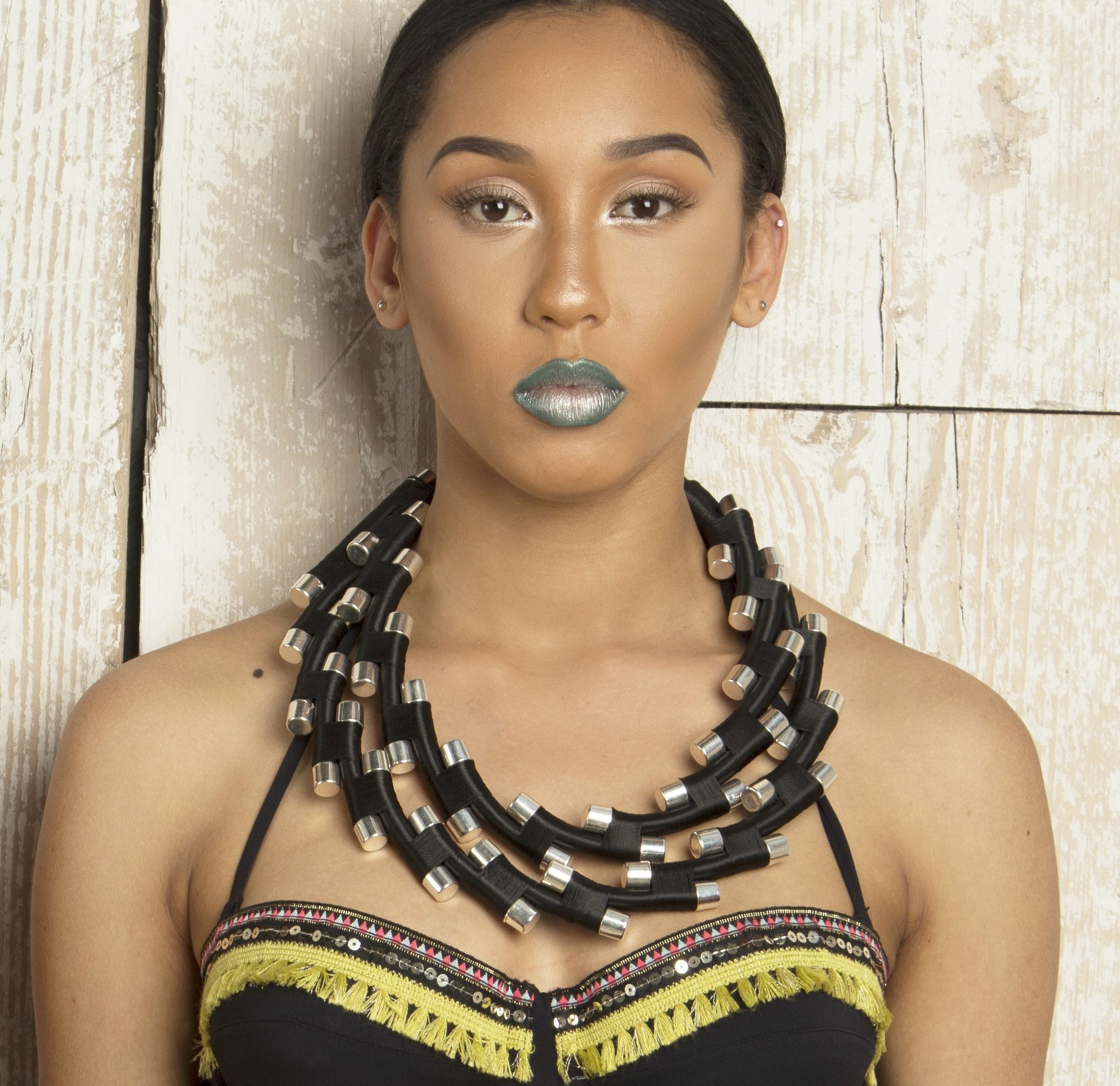 Jagged 2.0 Statement Necklace