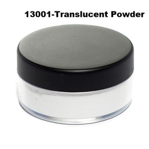 Image of MS Glamour Translucent HD Powder Case
