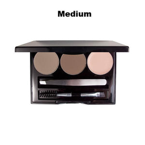Image of MS Glamour Medium Brow Kit Palette