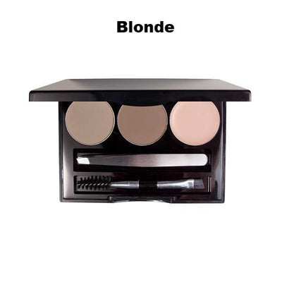 Image of MS Glamour Blonde Brow Kit Palette