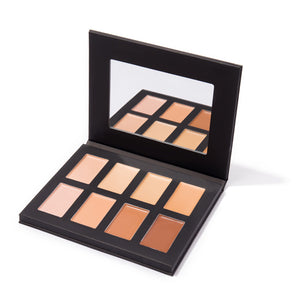 Image of MS Glamour Concealer Palette Case and Mirror