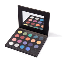 Image of MS Glamour Artist Palette Mirror and Case
